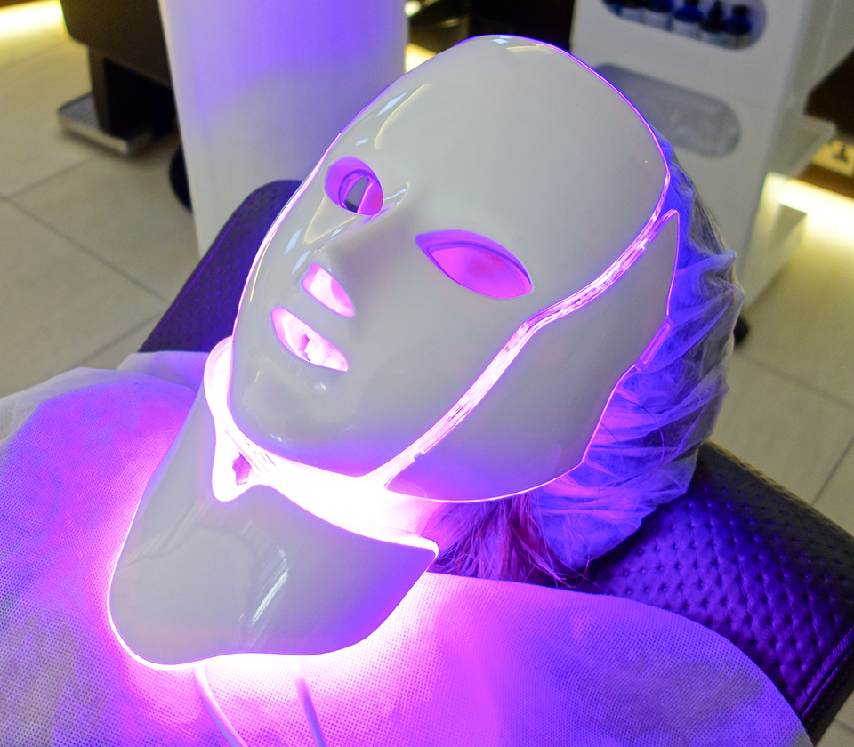 CLB Ultimate LED Therapy Mask Facial